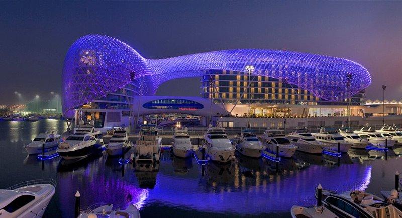 sự khác biệt của Abu Dhabi