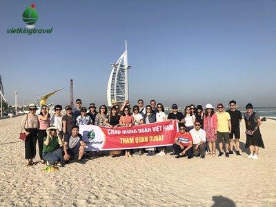 tour du lịch Dubai 6 ngày 5 đêm