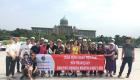 Doan Vietkingtravel thăm quan Putrajaya