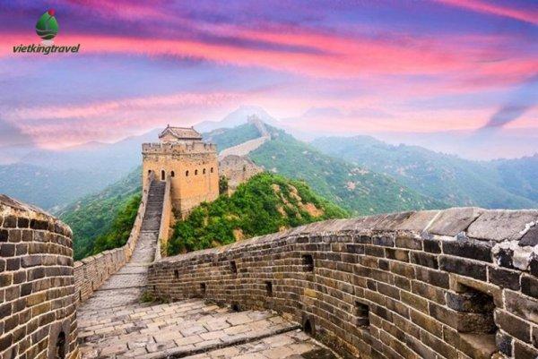 Hà Nội – Bắc Kinh – Thượng Hải – Hằng Châu – Tô Châu