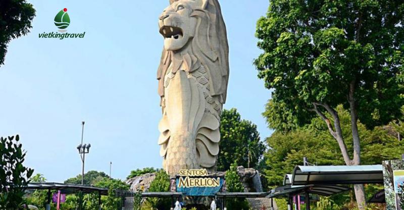 đảo quốc sư tử
