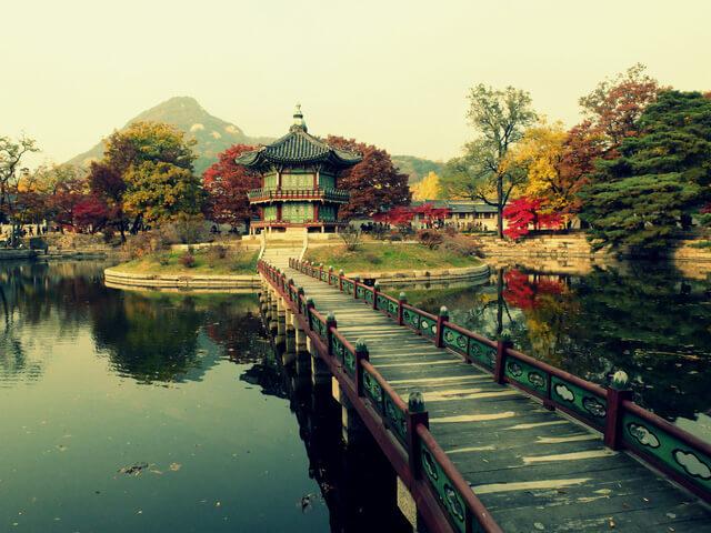 cung điện Changdeokgung
