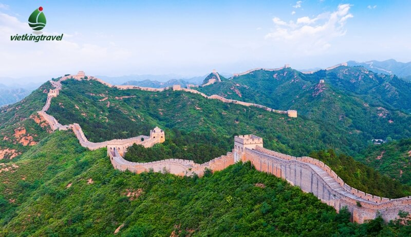 Tốp Những Điểm Đến Nổi Bật Ở Trung Quốc.
