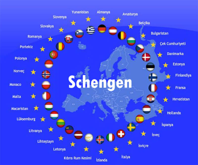 Tìm hiểu về thị thực Schengen