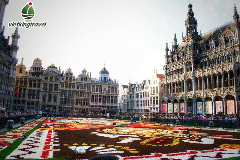 Quảng trường Lớn Grote Markt