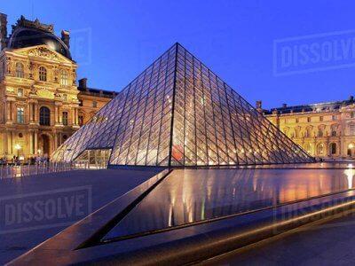 Bảo tàng Musée de Louvre nước Pháp