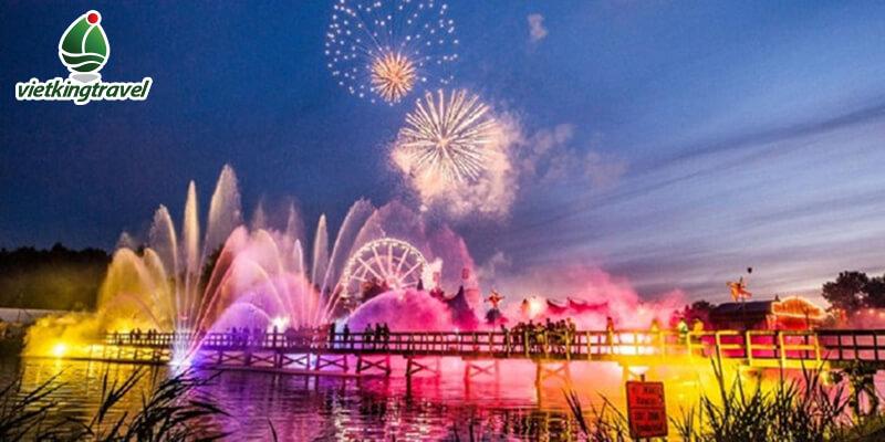 khoảnh khắc đón chào năm mới ở các nước châu Âu