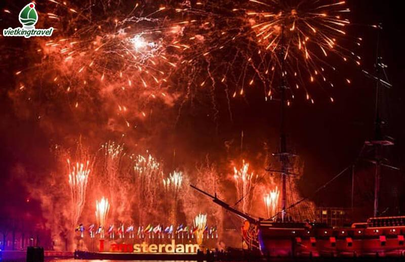 Đón năm mới ở các nước Châu Âu