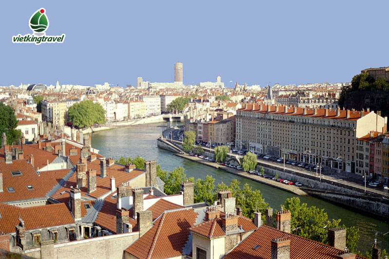 lyon một trong những thành phố bậc nhất nước phap