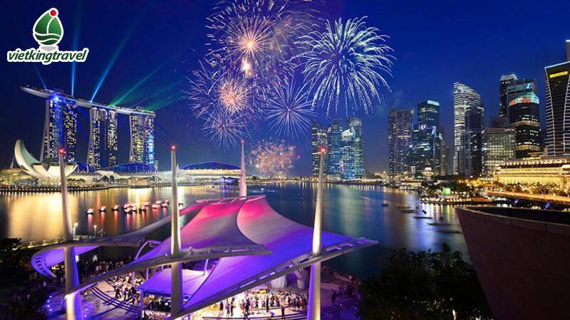tết nguyên đán ở singapore có gì hay