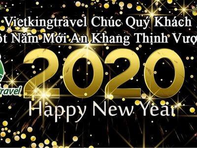 vietkingtravel kính chúc quý khách một năm mới an khang thịnh vượng