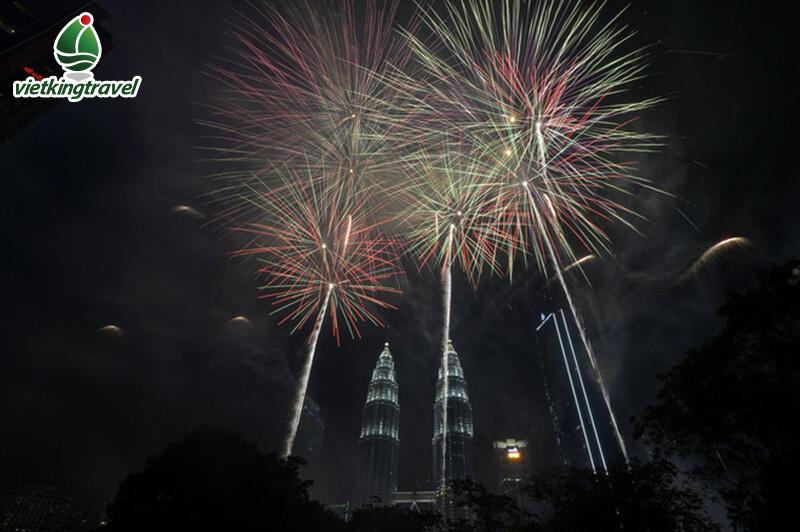 Countdown Chào Đón Giao Thừa 2020 ở malaysia