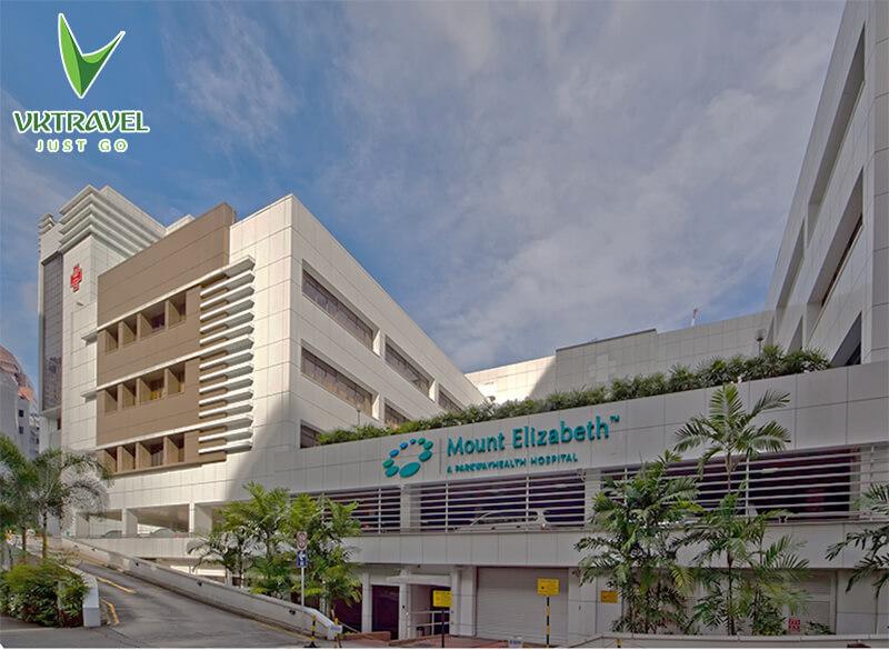 khám sức khỏe kết hợp đi du lịch singpore