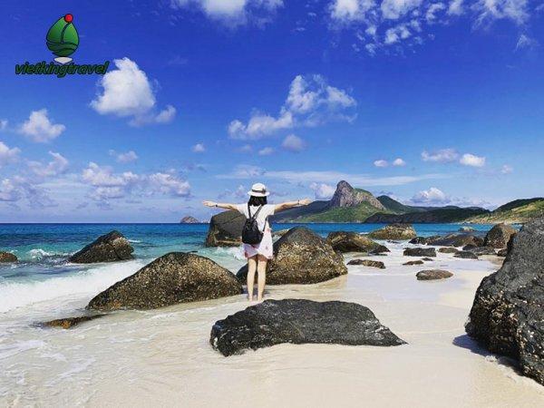 Tour cộn đảo